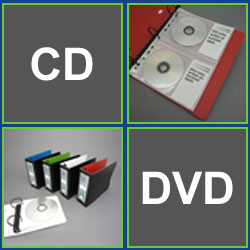 Keepfiling CD DVD Pages