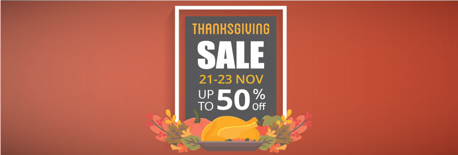 Thanksgiving Sale 2017 - Keepfiling Binders and Sheet Protectors