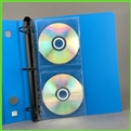 CD Binder Pages