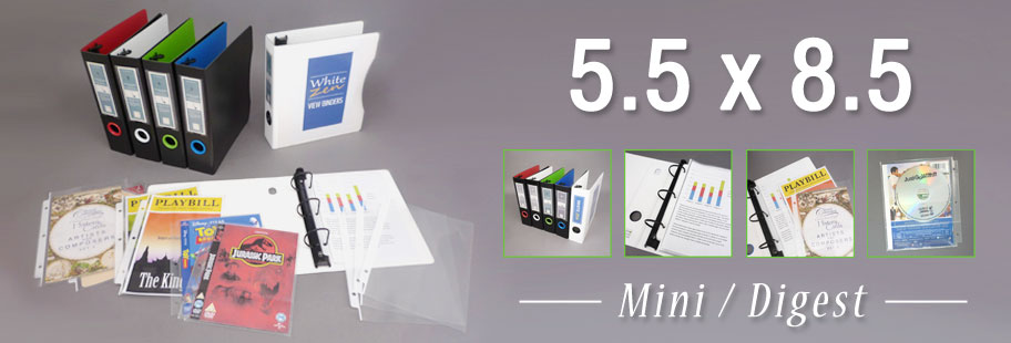 Keepfiling Mini Binder Accessories