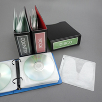 Keepfiling Micro CD Binders