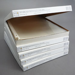 Bulk Wholesale Sheet Protectors in boxes