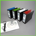 Mini CD Binder Set