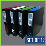 Keepfiling Letter Size Binders