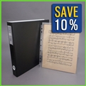 11 x 14 Poster Binder and Sheet Protector Set
