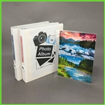 Keepfiling 4x6 Photo Album Slim Binders Set